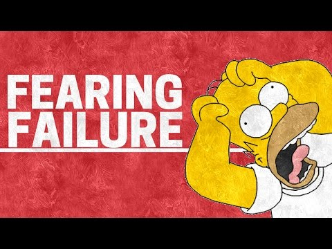 How to Overcome Fear of Failure (видео)