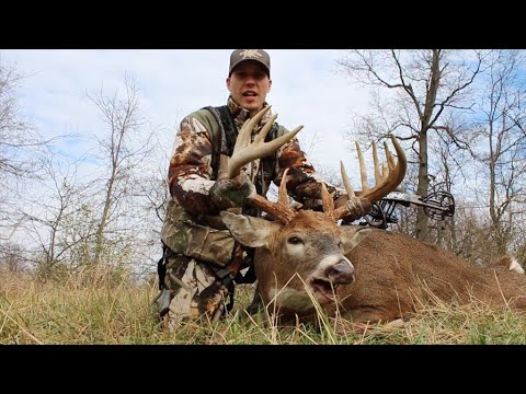 Whitetail Edge: Ohio Rut Hunt Beauty!