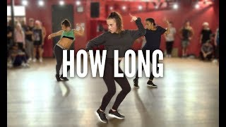 Video CHARLIE PUTH - How Long | Kyle Hanagami Choreography MP3, 3GP, MP4, WEBM, AVI, FLV Januari 2018