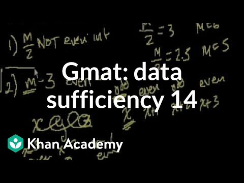 khan academy gmat data sufficiency pdf