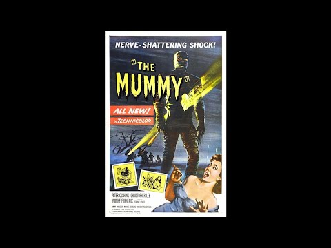 The Mummy - Movie Trailer (1959)