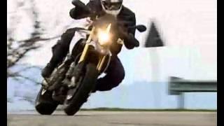 10. Motocicleta Aprilia Dorsoduro 750 - Videoclip tehnic