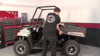 10. Power Commander 5 Install: 2014 Polaris Ranger 570
