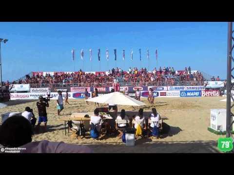 LVST15 3^ Tappa Pescara - Punto vincente di Urbino per la finale 3° Posto