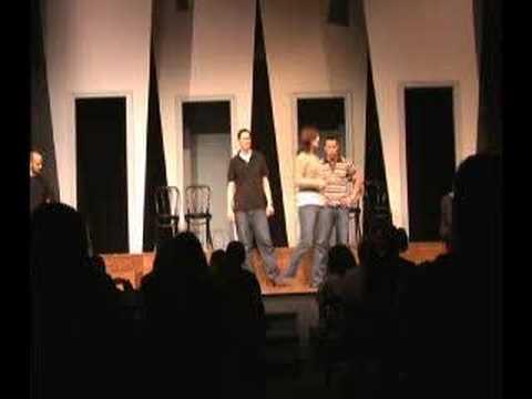 Second City Level E Show - Scene Three Ways (9) (видео)