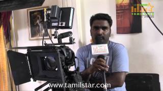 MG Kumar Speaks at Muthu Kumar Wanted Movie Shooting Spot