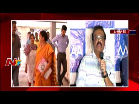 Actor Naresh Reacts on Chalapathi Rao Comments