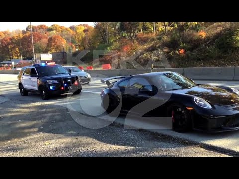 EXCLUSIVE VIDEO: Steelers' Antonio Brown Cited For Going 100-Plus MPH On McKnight Road