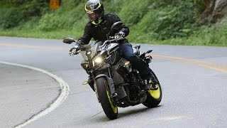 2. 2017 Yamaha FZ-10 First Ride Review