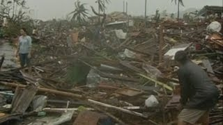 Philippines super typhoon Haiyan: Devastating pictures emerge from Tacloban