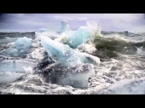 James Balog documents climate change in the Antarctic