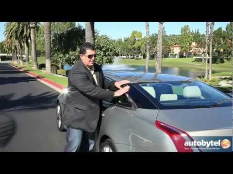 2012 Jaguar XJ: Video Road Test and Review