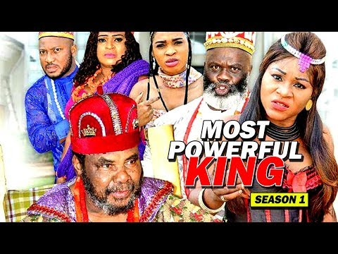 Most Powerful King Season 1 - Pete Edochie 2018 Latest Nigerian Nollywood Movie Full HD