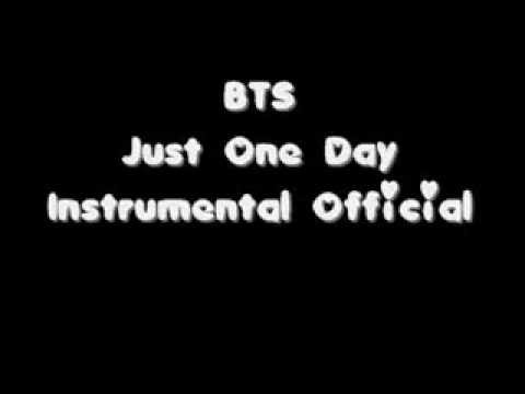 Video BTS - Just One Day (Instrumental) download in MP3, 3GP, MP4, WEBM, AVI, FLV January 2017