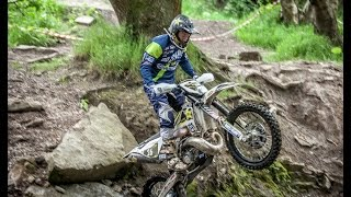 5. Husqvarna 300TE 2017 Graham Jarvis's Erzberg Winning Machine
