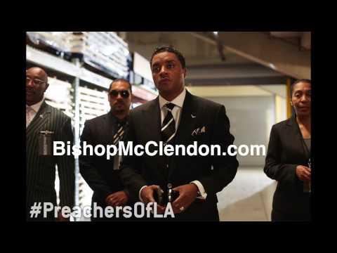 Bishop mcclendon daughter wedding