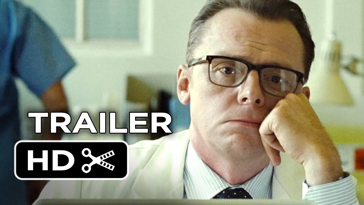 MOVIES: Hector and the Search For Happiness - Official Trailer feat Simon Pegg