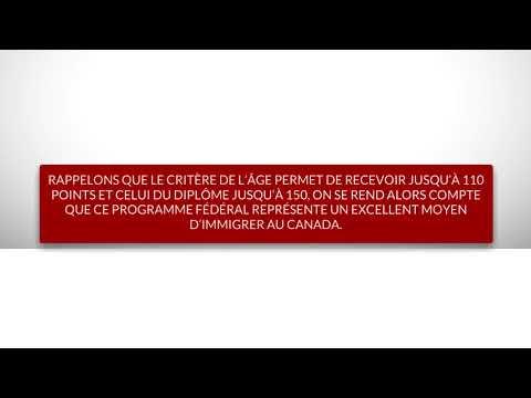 L'IMPORTANCE DU FRANÇAIS DANS LE PROGRAMME ENTRÉE EXPRESS FÉDÉRAL