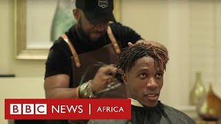 Video Premier League footballers get hairstyles from this African barber MP3, 3GP, MP4, WEBM, AVI, FLV Juli 2018