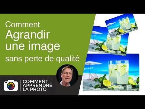 comment augmenter ko d'une photo