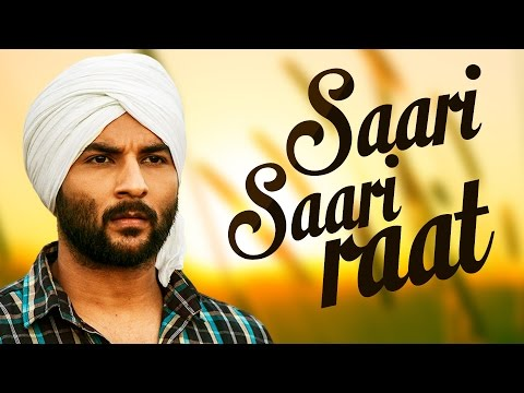 Saari Saari Raat (Full Song) - Vaapsi | Harish Verma | Sameksha | Dhrriti Saharan | Speed Records