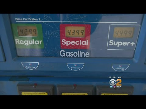 Gas Prices Spike To Highest Point In Almost 3 Years