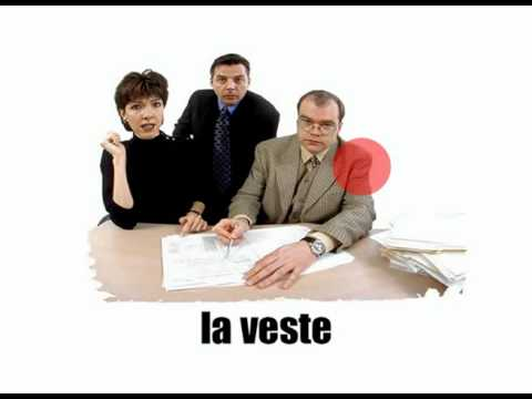 [Basic French lesson] [Vocabulary] Au bureau