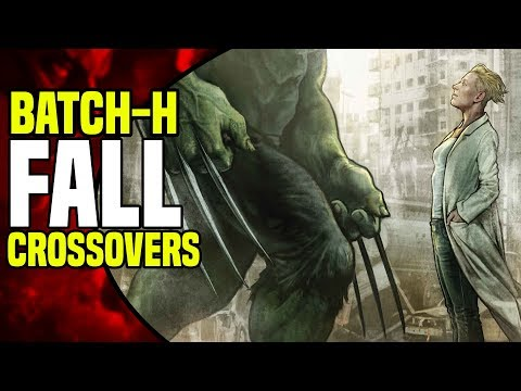 Marvel Announcements: Batch H Fall Crossovers Marvel Legacy Relaunch (and my Theories)