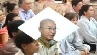 Hội nghị thượng đỉnh Phật Giáo Thế Giới - Thích Nhật Từ