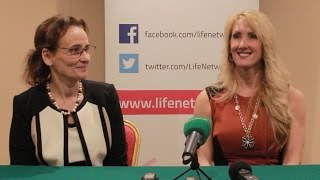 Rebecca Kiessling: Press Conference with Life Network Foundation Malta