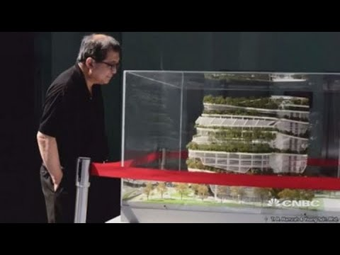 Eco-architect Ken Yeang On The Blueprint For His Green Designs | Managing Asia