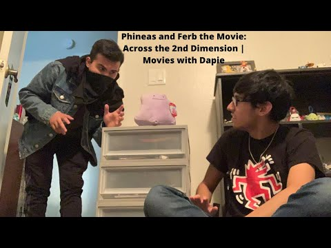Phineas and Ferb the Movie: Across the 2nd Dimension (2011) | Movies with Dapie