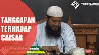 Video Tanggapan Terhadap Caisar YKS | Ustadz Subhan Bawazier MP3, 3GP, MP4, WEBM, AVI, FLV Januari 2019