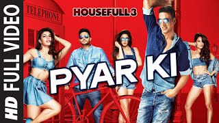 Nonton Pyar Ki Full Video Song   Housefull 3   Shaarib   Toshi   T Series Film Subtitle Indonesia Streaming Movie Download