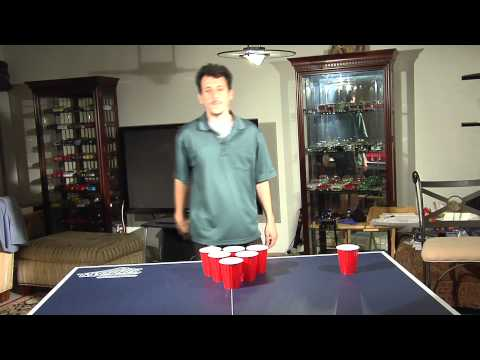 Coors Light Beer Pong Commercial