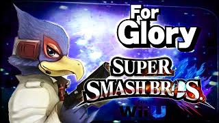 Super Smash Bros. Wii U – Falco For Glory w/ commentary