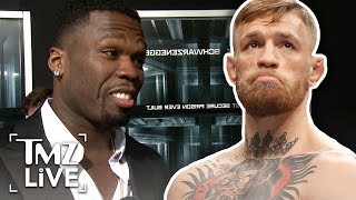 Video 50 Cent Attacks Conor Mcgregor | TMZ Live MP3, 3GP, MP4, WEBM, AVI, FLV Oktober 2018