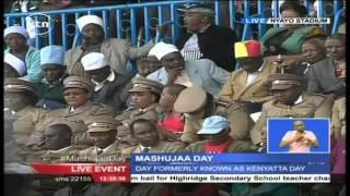 President Uhuru Kenyatta's Speech At The 2015 Mashujaa Day Celebrations