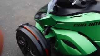 7. 2013 Can am Spyder RSS SM5