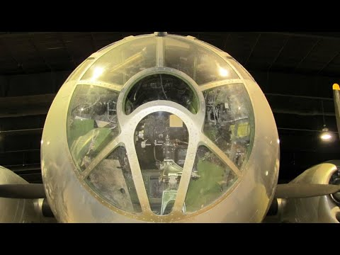 The Boeing B-29 Superfortress is...