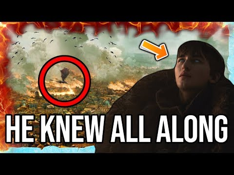 Bran Stark and The Final Shocking Twist | Game of Thrones Finale Theory