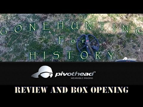 Pivothead Wearable Imaging Glasses Review and Opening