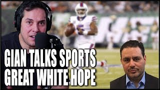 Gian Talks Sports Episode 15 - The Great White Hope in the NFL | Discussion | Analysis