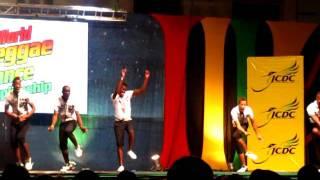 Overload Skankaz @ World Reggae Dance Championship 2011