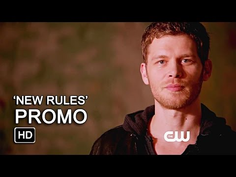 The Originals Season 2 (Promo 'New Rules')