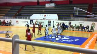 Highlights video of Sami Al Uariachi as a member of the U16 Boys Moroccan National Team including the Afropbasket 2015 and other friendly games.