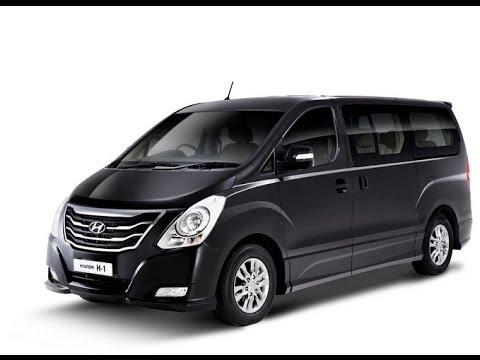Hyundai H1 2013 Review