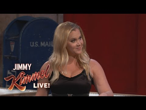 Amy Schumer on Growing Up in Brooklyn