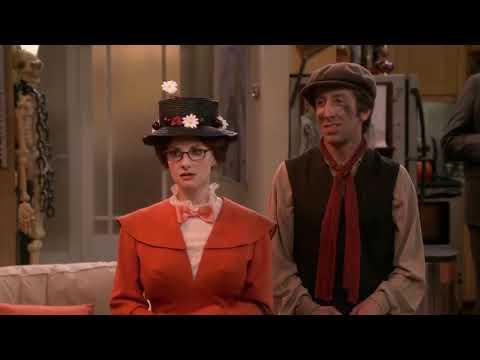 The Big Bang Theory   Sheldon making fun of howard