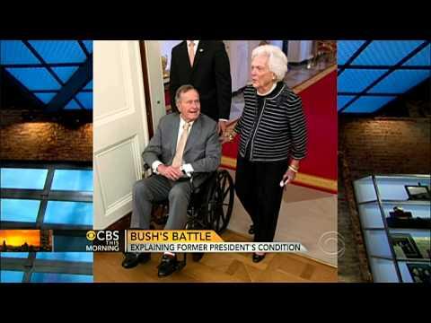 What do Bush's symptoms mean?